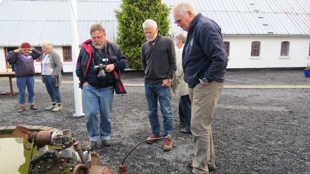 Besøg på Blokhus Salt, som inddamper salt fra Vesterhavet ved hjælp af solenergi.