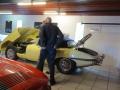 Garagens lækre indhold aftvang stor interesse, både fra mandlige og kvindelige BTN'er.